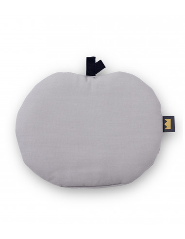 PODUSZKA APPLE GREY