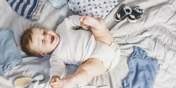 Wygodne body dla niemowlaka. Doradzamy jakie wybrać